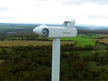 [Vidéo] Quelques images de la construction des parcs éoliens de Bajouve (63) et Portes de la Côte d'Or (21)