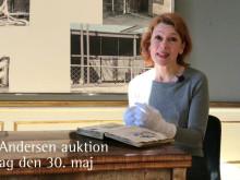 H.C. Andersens billedbog til Marie Henriques