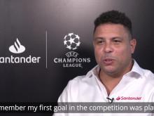 Santander holt Ronaldo zurück zur UEFA Champions League