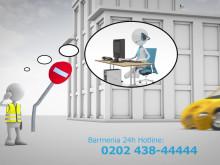Produktfilm Kfz-Versicherung (animiert)