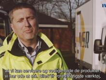 Hvorfor skal du vælge biogas-varebil? Hør Fleet Manageren fortælle om fordelene