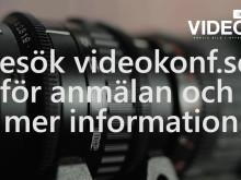 VIDEOkonf 2017 - Inbjudan
