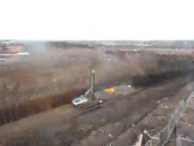 Stoke Gifford construction - time lapse film - low resolution
