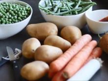 """Soup Passion mit """"Die Jungs kochen und backen"""" - Gemüsesuppe"""