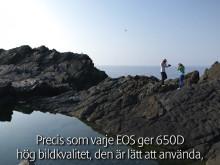 Canon EOS 650D video