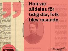 """Klåda i kön till Bryggargatan 6, 1889"""