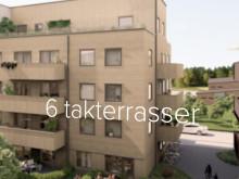 SigtunaHem bygger kvarteret Silverskatten i Sigtuna stadsängar