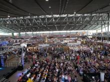 Comic Con Germany Stuttgart 2016 Imagevideo