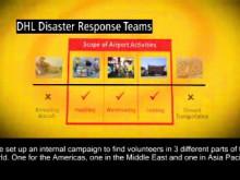 DHL Disaster Response Team - nødhjælp til hele verden