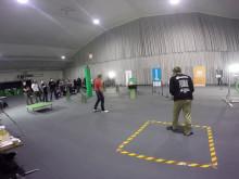 SM i Multikopter 2015 - tävlingen