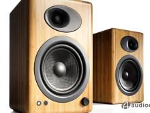 Audioengine 5+ högtalare med nya funktioner