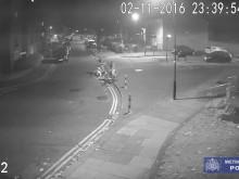 Suspect footage