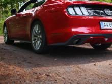 Ford Mustang præsentation