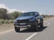 Ford Ranger Raptor B-Roll