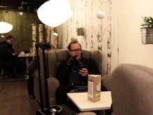 """Guldko vinnare """"Bästa Miljöarbete 2012"""" Barista Fair Trade Coffee"""