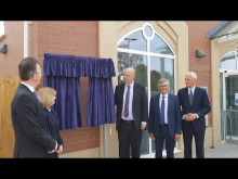 Kenilworth station is officially opened (video)