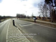 Edevas trafiksäkerhetssystem Actibump