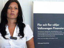 Volkswagen Finans väljer att testa videopresentation inom bemanning