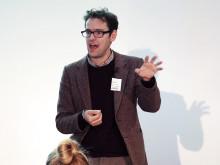 Andreas Bergh, välfärdsforskare vid lunds universitet pratar om tillit och ekonomisk utveckling