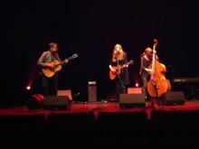 Anna Stadling med trio