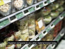 Creating circularity in food packaging