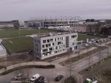 Santander und Borussia eröffnen feierlich den Santander FohlenStall