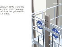KONE Jumplift - Construction Time Use Elevator