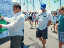 Bluewater helps Cape Town Save Precious Water During Volvo Ocean Race