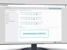 Kort demonstration og introduktion af CatalystOne HR-systemet
