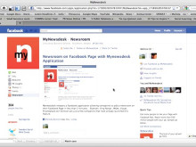 This is how you implement your Mynewsdesk newsroom on Facebook