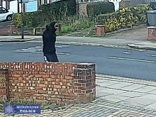 CCTV from Chaplin Road