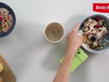 Se hur Apple Grater från Betty Bossi gör det nyttiga enkelt