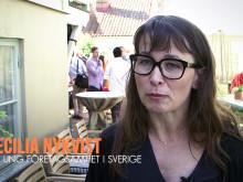 Sparbankerna i Almedalen 2015