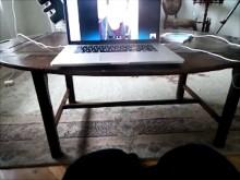 Dag 2: Skype med Reza