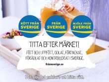 Från Sverige Frukost – svenska råvaror, all världens mat