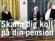 Håll utkik! Snart kommer en ny video i serien Min pension på 5 minuter.