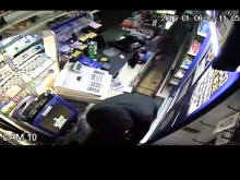 CCTV footage of man police wish to speak with - ref 201015