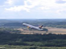 Start och landning