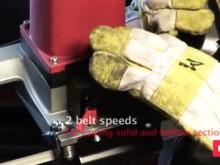 Bandsågen med svängbar sågram - SBG 4908