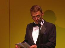 Skuespiller Olaf Johannessen modtager Årets Hæderspris 2018