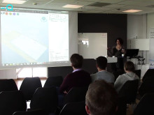 BIMForum15: Angie Arroyo, a-lab. Infraworks for arkitekter