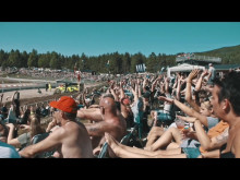 Swecon World RX of Sweden i Höljes 2018