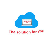 SuperOffice CRM i molnet