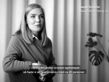 Sarah Scheller från Raoul Wallenberg Academy om fördomsfri och effektiv tidsbesparande rekrytering genom Happyr