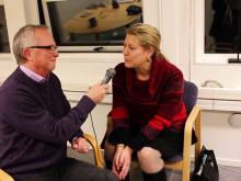 Intervju med infrastrukturministern