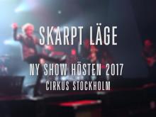 Tomas Ledin - Skarpt Läge Cirkus i Stockholm