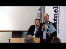 Björn Eklundh öppnar miljöseminarium i Upplands Väsby