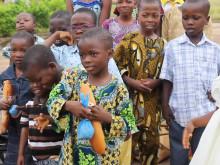 Comfort-kedjan och SOS barnbyar förlänger sitt samarbete