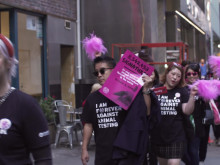 Forever Against Animal Testing, New York