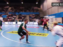 EHF CHampions League: Ademar Léon-Elverum
